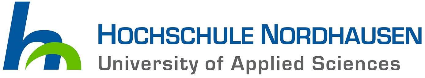 Logo der Hochschule Nordhausen